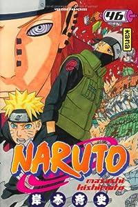 Naruto Edition simple Tome 46