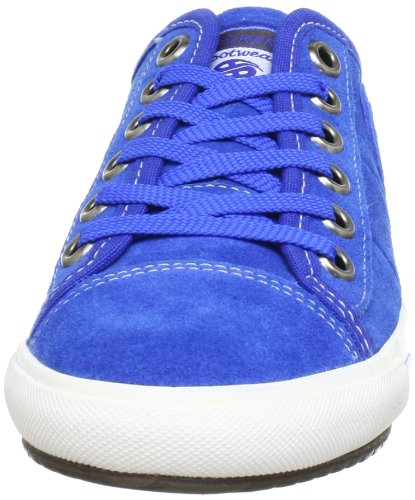 Dockers by Gerli 326170-001543 Damen Schnürhalbschuhe Blau (blau 543)