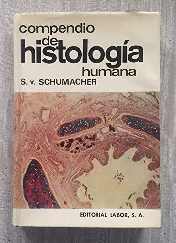 COMPENDIO DE HISTOLOGÍA HUMANA