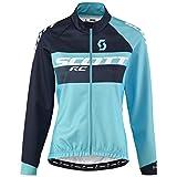 Scott RC AS WP Damen Winter Fahrrad Jacke blau 2017: