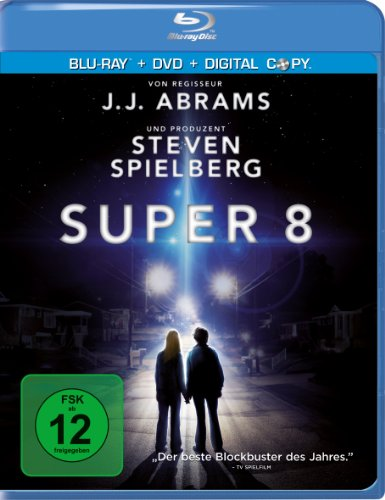 Super 8 (+ DVD) (inkl. Digital Copy) [Blu-ray]