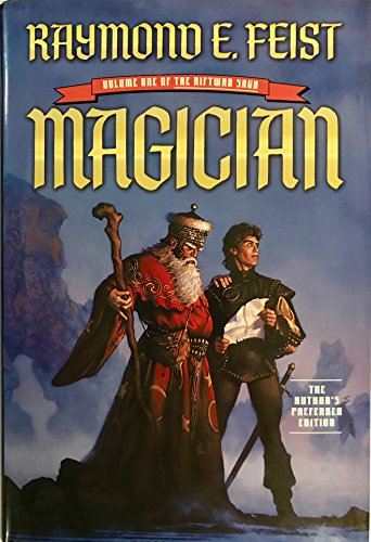 Magician (Volume one of The Riftwar saga)