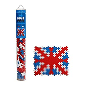 A Plus+-4039 Union Jack Mini Tube Mix 4039