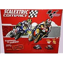 Circuito Compact Scalextric Motos