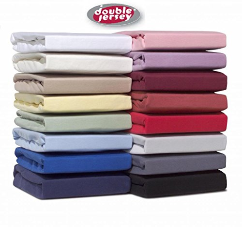 drap-housse-matelas-epais-double-jersey-fitted-sheet-100-en-pur-coton-disponible-en-differentes-tail