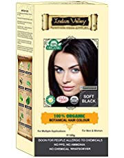 Indus valley 100 Botanical 100 certified Organic hair colo