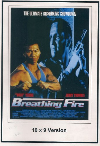 Breathing Fire: Widescreen TV. by Jonathan Ke Quan