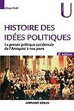 Histoire des idées politiques - 2e éd. (Science politique)