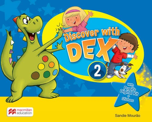Discover with Dex Level 2 Pupil's Book International Pack por Sandie Mourao