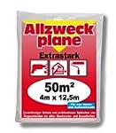 Jufol 10241 Allzweck-Plane 4 x 12,5 m...