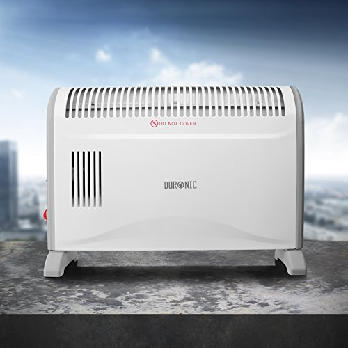 51Tr7QH2NgL. SS500  - Duronic Convector Heater HV120 | 2kW/2000w | Electric | Convection Heating | Adjustable 3 Heat Settings 750 / 1250…