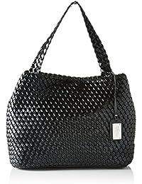 Buffalo Bag 16bwg-05 Leather Pu, Sacs Portés Épaule Femme, 14 x 29 x 39 cm