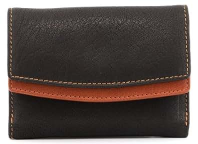 Safari Ladies Two Flap Leather Purse Style 1039 46