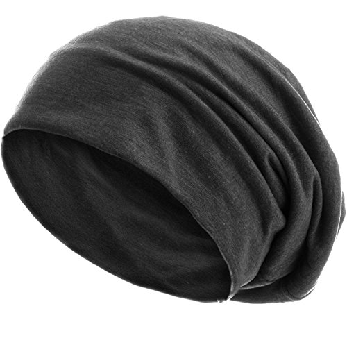 style3 Slouch Beanie made of breathable, fine and light Jersey Unisex hat