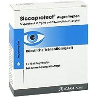 Siccaprotect Augentropfen, 30 ml Lösung preisvergleich bei billige-tabletten.eu