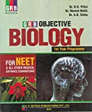 Objective Biology for AIPMT and All Other Medical Entrance Examinations Vol. 1 PB: Objective Biology (1st Year)