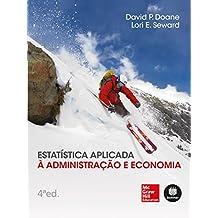 Estatística Aplicada à Administração e Economia (Portuguese Edition)