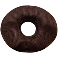 Preisvergleich für Yeying123 Orthopädische Bambus Memory Foam Donut Sitzkissen Für Steißbein Steißbein Ischias Schwangerschaft Schmerzlinderung