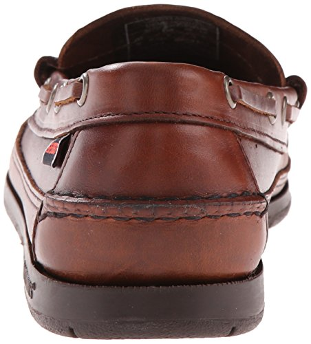 Sebago - Borsa da uomo Multicolore (marrón - Brown Waxy)