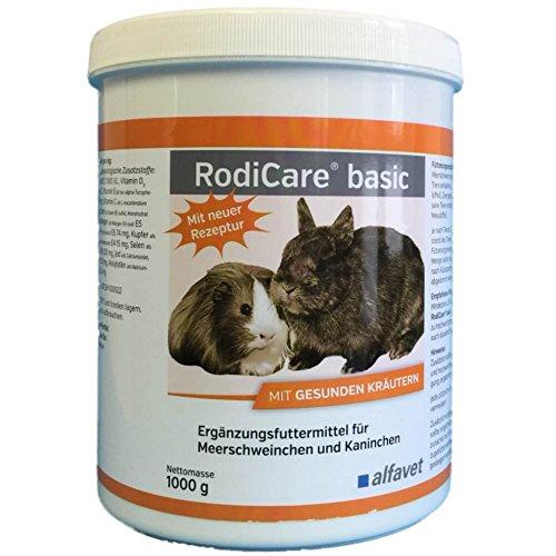 Basic-vitamine Vitamin (Alfavet RodiCare Basic, 1er Pack (1 x 1 kg))