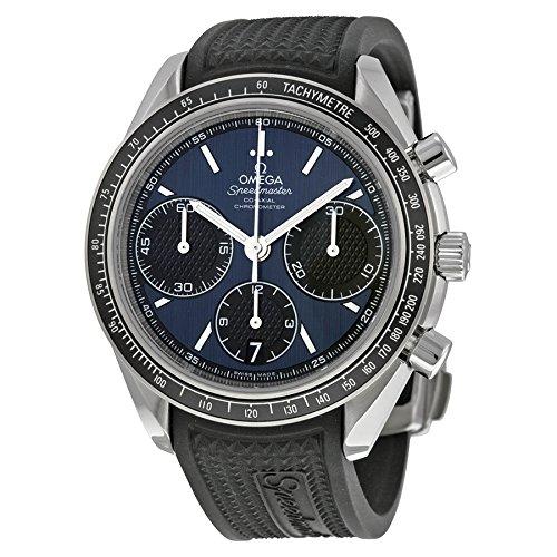 Omega Herren-Armbanduhr Chronograph Automatik Kautschuk 32632405003001