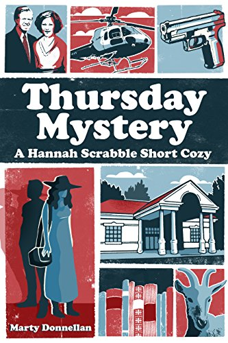 thursday-mystery-a-hannah-scrabble-short-cozy-english-edition
