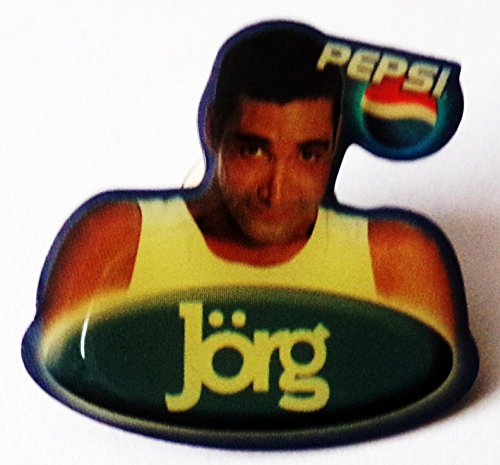Pepsi Cola - Big Brother - Jörg - Pin 30 x 30 mm