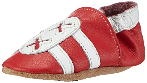 Weiß 22 rot Rot Turnschuh Hobea germany Eu Weiß Lauflernschuhe 23 zqp6XP