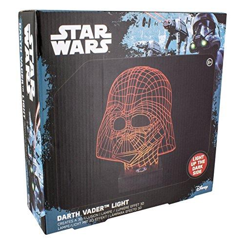 Star Wars Darth Vader Light, Kunststoff, Multi/Farbe,