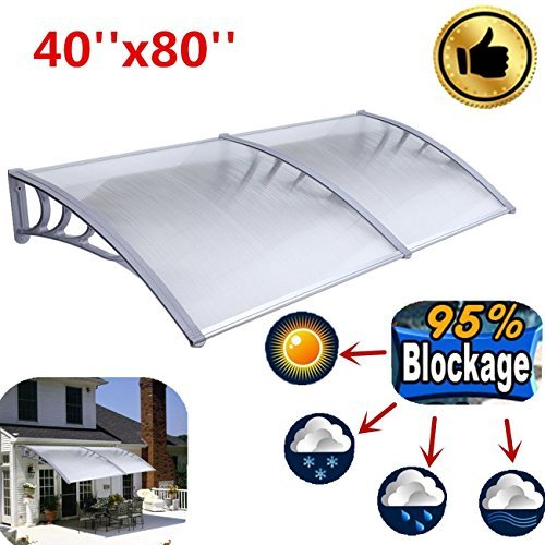 ridgeyard-1m-x-2m-pensilina-tettoia-in-policarbonato-per-porta-o-finestra-per-esterno