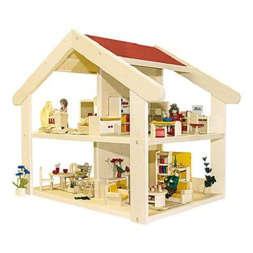 Rülke Holzpuppenhaus 23181 Haus Filius