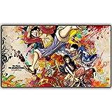wangpdp Stampa su Tela Poster Decorazioni per la casa 1 pz One Piece Dipinti Quadri Immagini Anime Giapponesi Immagini Soggiorno modulare 58x120