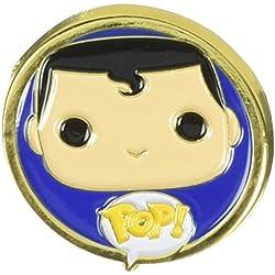 Funko - Pins DC Heroes - Superman Pop 3cm - 0849803075309
