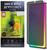 SMILE BIRD Samsung Galaxy Note 10/10 Plus, Note 20/20 Ultra Tempered Glass Privacy Screen Protector, Protectiv