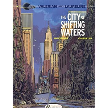 Valerian and Laureline - tome 1 The city of shifting (01)