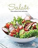 Salate: Grün und bunt, frisch und knackig (Leicht gemacht)