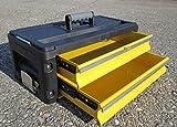 Boîte à outils avec 2 boutiques - extension pour nos chariots de la série 305