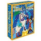 Sentosphère - Tzing y Tzang, juego de cartas (075122)