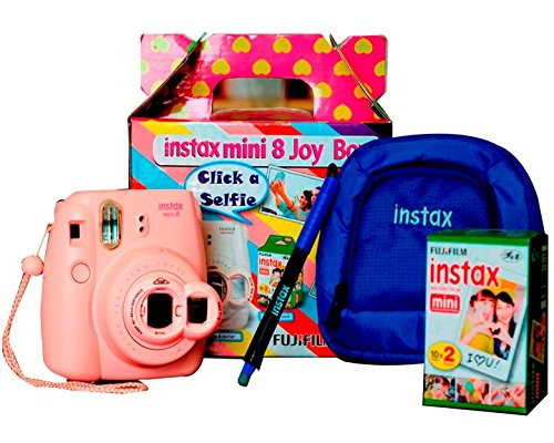 Fujifilm Instax Mini 8 Joy Box(grape)