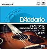 Best Cuerdas Ukulele - D'Addario EFT16 - Juego de cuerdas para guitarra Review