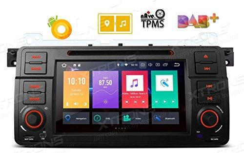 Autoradio GPS BMW Série E46 Android 8 Octacore multimédia XTRONS
