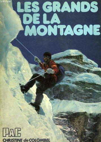 Les Grands de la montagne (Collection Les Grands du sport)