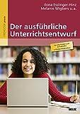 Der ausf�hrliche Unterrichtsentwurf: Mit Online-Materialien Bild