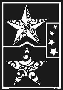 HomeDesign - Pegatinas para Pared y Cristal (74855)