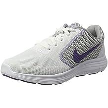 Amazon.it  Nike Revolution Scarpe Da Corsa - Bianco 5584be7db0e