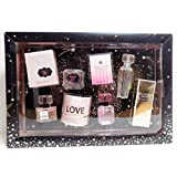 Victoria's Secret Eau De Parfum Gift Set - .25 oz in Love, Tease, Bombshell, and Heavenly