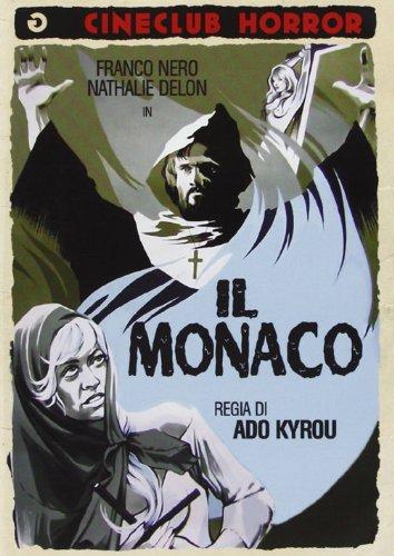 The Monk (1973) ( Le Moine ) ( Il Monaco ) [ NON-USA FORMAT, PAL, Reg.0 Import - Italy ]
