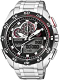 Citizen Promaster Eco-Drive Herrenuhr Set JW0124-53ES