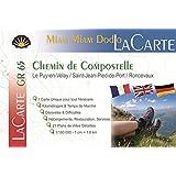 Chemin de Compostelle (Le Puy-en-Velay/Saint-Jean-Pied-de-Port/Roncevaux) : La carte GR 65