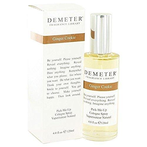 Demeter by Demeter Ginger Cookie Cologne Spray 4 oz by Demeter -
